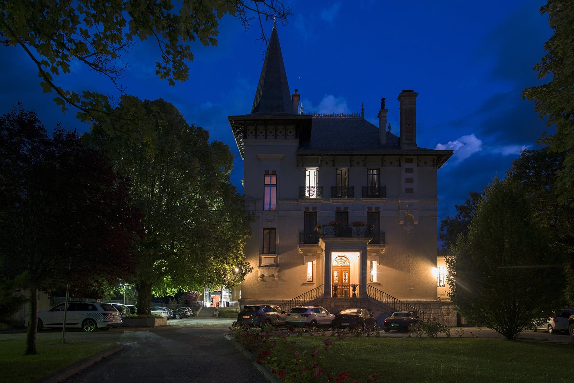 hotel 4 étoiles barcelonnette